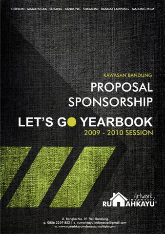 Sponsor Buku Tahunan Sekolah Buku Tahunan Sekolah Yearbook