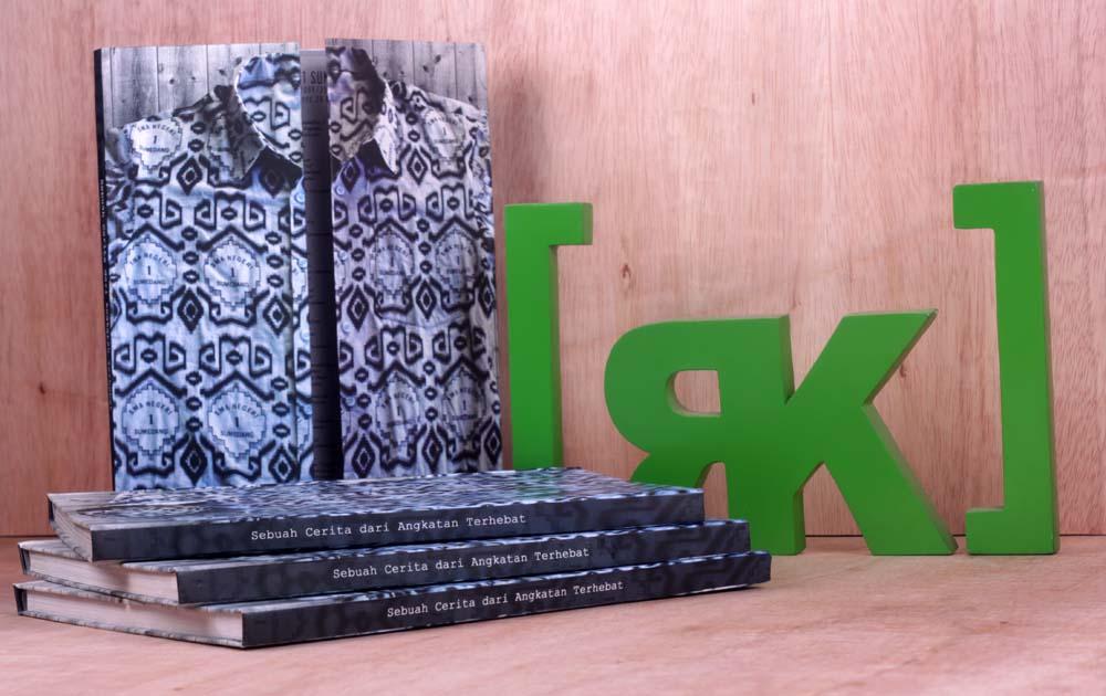 Buku Tahunan SMA Negeri 1 Sumedang 2012