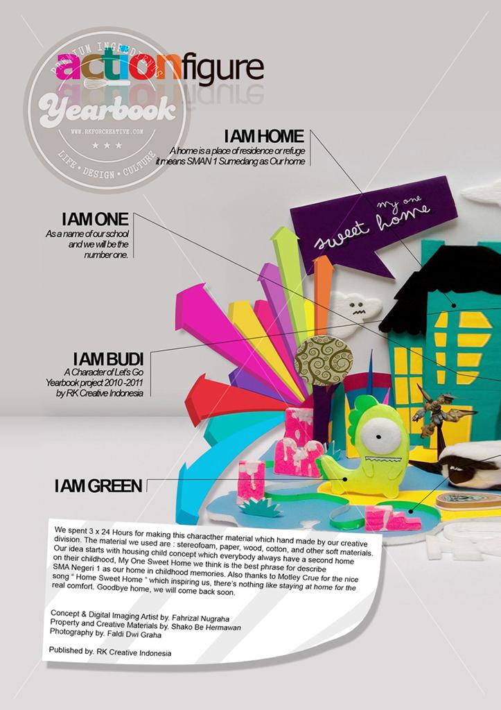 Buku Tahunan Sekolah | Yearbook | RK Creative Indonesia