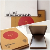 Packaging buku tahunan