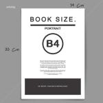 Cetak buku tahunan siswa ukuran B4 RK Creative