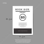 Percetakan buku tahunan siswa ukuran B5 RK Creative