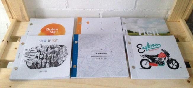 jilid baut untuk buku tahunan sekolah