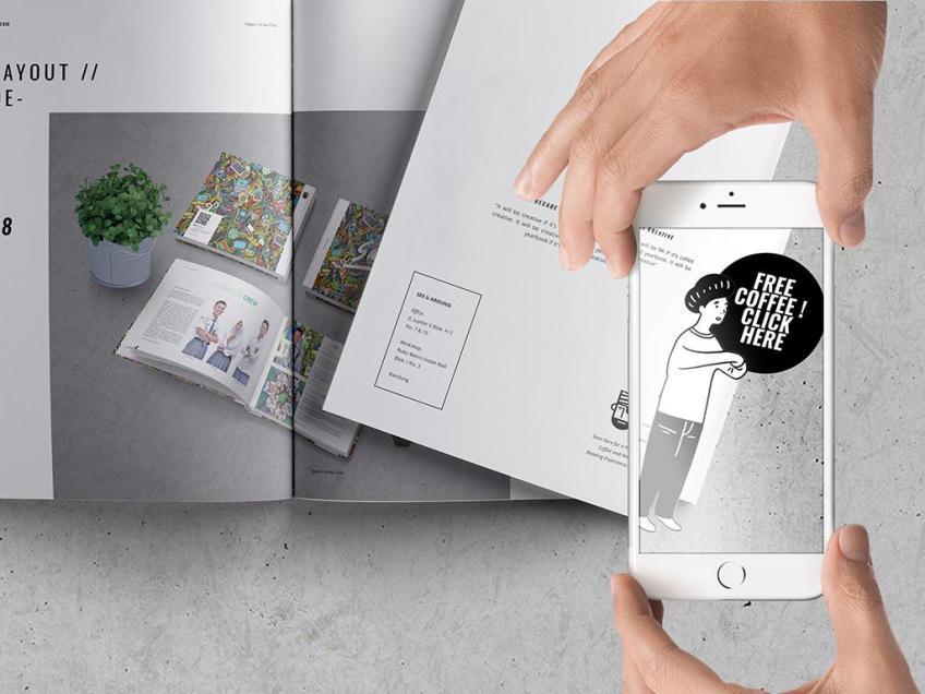 aplikasi interaktif untuk buku tahunan sekolah