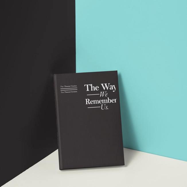 design cover minimalis buku tahunan sekolah 4